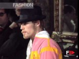 """Vivienne Westwood"" Autumn Winter 2002 2003 Menswear 1 of 4 by FashionChannel"