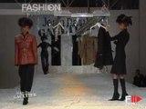 """Jean Paul Gaultier"" Autumn Winter 2002 2003 Paris 2 of 5 by FashionChannel"