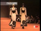 """Issey Miyake"" Spring Summer 1997 Paris 5 of 6 pret a porter woman by FashionChannel"