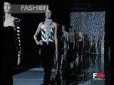 """""""Giorgio Armani"""" Autumn Winter 2002 2003 Milan 6 of 6 by FashionChannel"""