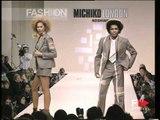 """Michiko Koshino"" Spring Summer 1997 London 5 of 7 pret a porter woman by FashionChannel"