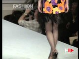 """Byblos"" Spring Summer 1997 Milan 4 of 5 pret a porter woman by FashionChannel"