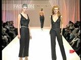"""Antonio Fusco"" Spring Summer 1997 Milan 6 of 6 pret a porter woman by FashionChannel"