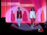 """Antonio Fusco"" Spring Summer 1997 Milan 5 of 6 pret a porter woman by FashionChannel"