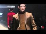 """""""Lanvin"""" Autumn Winter 2012 2013 Paris HD 1 of 2 Menswear by FashionChannel"""
