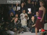 """""""Calvin Klein"""" Spring Summer 1997 New York 3 of 4 pret a porter woman by FashionChannel"""