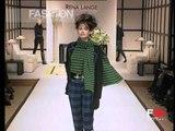 """""""Rena Lange"""" Autumn Winter 1996 1997 Milan 1 of 5 pret a porter woman by FashionChannel"""