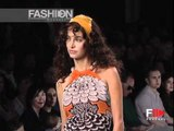 """Custo Barcelona"" Spring Summer 2002 New York 2 of 4 pret a porter women by FashionChannel"