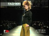 """Atsuro Tayama"" Autumn Winter 1996 1997 Paris 3 of 4 pret a porter woman by FashionChannel"