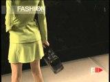 """Emporio Armani"" Autumn Winter 1996 1997 Milan 6 of 8 pret a porter woman by FashionChannel"