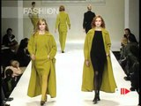 """Luciano Soprani"" Autumn Winter 1996 1997 Milan 4 of 6 pret a porter woman by FashionChannel"
