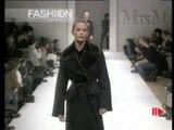 """Max Mara"" Autumn Winter 1996 1997 Milan 3 of 5 pret a porter woman by FashionChannel"