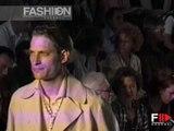 """""""Romeo Gigli"""" Spring Summer 2002 Paris 2 of 3 Menswear by FashionChannel"""