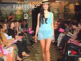 """Betsey Johnson"" Spring Summer 2002 New York 1 of 4 pret a porter women by FashionChannel"