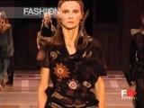 """""""Dries Van Noten"""" Spring Summer 2002 Paris 3 of 3 pret a porter women by FashionChannel"""