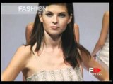 """""""Luciano Soprani"""" Spring Summer 1996 Milan 7 of 7 pret a porter woman by FashionChannel"""