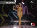 """""""Versace"""" Spring Summer 2002 Milan 4 of 4 pret a porter women by Fashion Channel"""