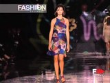 """""""Versace"""" Spring Summer 2002 Milan 2 of 4 pret a porter women by Fashion Channel"""