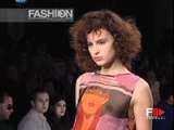 """Custo Barcelona"" Spring Summer 2002 New York 1 of 4 pret a porter women by FashionChannel"