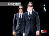 """""""Giorgio Armani"""" """"Emporio Armani"""" """"Armani Jeans"""" Spring Summer 2002 Milan 1 of 3 by FashionChannel"""