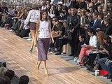 """""""Louis Vuitton"""" Spring Summer 2002 Paris 3 of 3 pret a porter women by FashionChannel"""