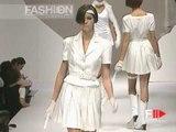 """""""Chiara Boni"""" Spring Summer 1996 Milan 2 of 7 pret a porter woman by FashionChannel"""
