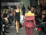 """""""Romeo Gigli"""" Spring Summer 1996 Paris 2 of 6 pret a porter woman by FashionChannel"""