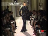 """""""Givenchy"""" Autumn Winter 2001 2002 3 of 3 haute couture by FashionChannel"""