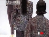 """""""Luciano Soprani"""" Spring Summer 1993 Milan 4 of 7 pret a porter woman by FashionChannel"""