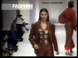 """Mario Valentino"" Spring Summer 1993 Milan 2 of 4 pret a porter woman by FashionChannel"
