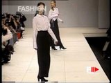"""""""Isabel Berz"""" Autumn Winter 1993 1994 Madrid 2 of 4 pret a porter woman by FashionChannel"""