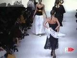 """Yves Saint Laurent"" Spring Summer 1993 Paris 5 of 7 pret a porter woman by FashionChannel"