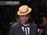 """Yves Saint Laurent"" Spring Summer 1996 Paris 1 of 6 pret a porter woman by FashionChannel"