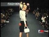 """""""Sonia Rykiel"""" Spring Summer 1996 Paris 2 of 5 pret a porter woman by FashionChannel"""