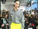 """""""Helmut Lang"""" Autumn Winter 1995 1996 New York 6 of 6 pret a porter woman by FashionChannel"""