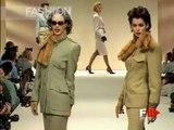 """Erreuno"" Autumn Winter 1995 1996 Milan 3 of 7 pret a porter woman by FashionChannel"