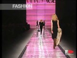 """""""Versace"""" Autumn Winter 2001 2002 Milano 2 of 4 pret a porter by Fashion Channel.mov"""
