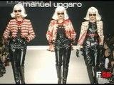 """""""Emanuel Ungaro"""" Autumn Winter 1995 1996 Paris 4 of 6 pret a porter woman by FashionChannel"""