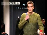 """""""Trussardi"""" Autumn Winter 2001 2002 Milan 1 of 3 Menswear by FashionChannel"""
