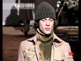 """Roberto Cavalli"" Autumn Winter 2001 2002 Milan 1 of 3 Menswear by FashionChannel"