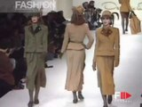 """Oscar De La Renta"" Autumn Winter 1992 1993 New York 1 of 3 Pret a Porter Woman by FashionChannel"