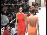 """""""Alberta Ferretti"""" Spring Summer 1992 Milan 3 of 3 Pret a Porter Woman by FashionChannel"""