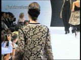 """""""Luciano Soprani"""" Spring Summer 1994 Milan 3 of 4 pret a porter woman by FashionChannel"""
