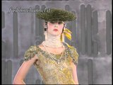 """""""JOHN GALLIANO"""" one of the first defilè for Maison """"DIOR"""" at Versailles Haute Couture 1999 2000"""