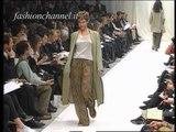 """Katharine Hamnett"" Spring Summer 1994 London 2 of 3 pret a porter woman by FashionChannel"