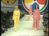 """""""JC de Castelbajac"""" Spring Summer 1994 Paris 2 of 4 pret a porter woman by FashionChannel"""