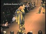 """Christian Lacroix"" Spring Summer 1994 Paris 2 of 4 pret a porter woman by FashionChannel"