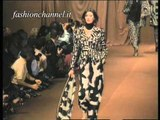 """Christian Lacroix"" Spring Summer 1994 Paris 1 of 4 pret a porter woman by FashionChannel"
