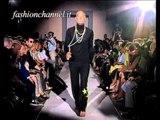 """John Richmond"" Spring Summer 2001 Milan 3 of 3 Menswear by FashionChannel"