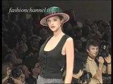 """Yves Saint Laurent"" Spring Summer 1994 Paris 3 of 4 pret a porter woman by FashionChannel"